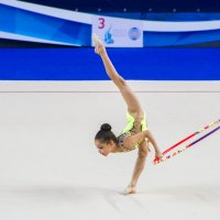 художественная гимнастика :: Екатерина Краева