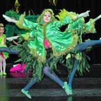 Танец :: Анатолий Толстопятов