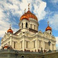 Подпирая небеса :: Sergey Burlakov