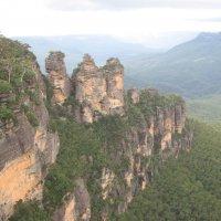 Голубые горы.Австралия :: Антонина