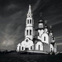 Троицкий собор Иверского монастыря :: Сергей Шруба