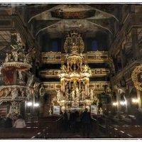 Внутри церкви мира, Свидница :: Николай Милоградский