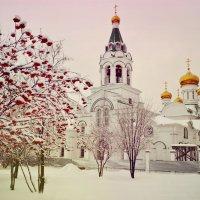Новый храм :: Natalia Alekseeva