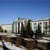 Здание на 50 лет Октября. :: Anatol Livtsov