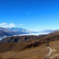 горы :: Cветлана Свистунова