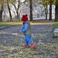 Детство - действительно беззаботное время)) :: Наталья Мельникова