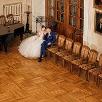Свадьба Дарьи и Виталия :: Андрей Молчанов