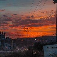 Не далеко от Хайфы :: Евгений Якубсон