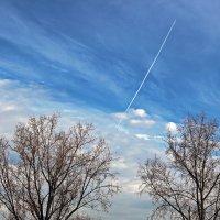 Небо - небо :: Alexander Andronik