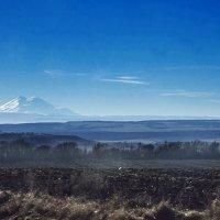 бесконечность предгорья Кавказа... :: Мария Климова