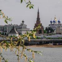 Виды Казанского кремля :: Андрей Головкин