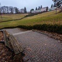 Скамья в Парке :: Artem Zelenyuk