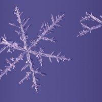 Трехмерная снежинка :: Тимофей Черепанов
