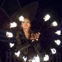 Театр огня и света «Без Границ» :: Игорь Маснык