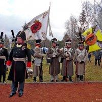 Березина  реконструкции   событий 1812 года. :: Андрей Буховецкий