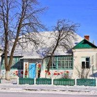 Старый дом. :: Валентина ツ ღ✿ღ