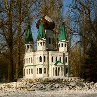 Мини храм на 50лет Октября. :: Anatol Livtsov