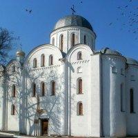 Борисоглебский собор в Чернигове :: Сергей Тарабара