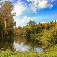 Осень и ее краски :: Глеб Баринов