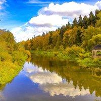 Осень мое любимое время года :: Глеб Баринов