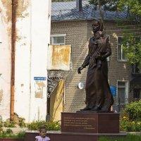 Памятник Матери :: Александр