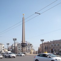 Площадь Восстания :: Svetlana Lyaxovich