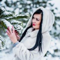 Первый день зимы :: Марина Алексеева