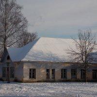 Старый дом :: Фотогруппа Весна.