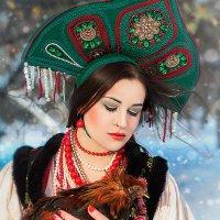 Сибирская КРАСА :: Татьяна Фирсова