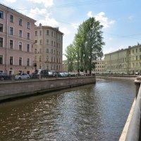 Канал Грибоедова в Петербурге :: Наталья