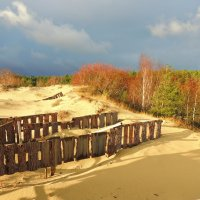 Дюны на высоте Эфа :: Елена Ом