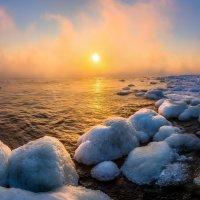 Ледяные камни :: Фёдор. Лашков