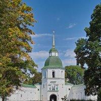 Спасско-Преображенский монастырь. :: Андрий Майковский