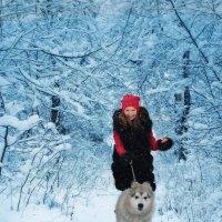 Первый день зимы мы встретили весело)) :: Violafoto5