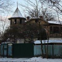 Дом у дороги :: sv.kaschuk