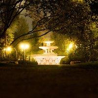 Сказочный фонтан :: Лилия Ли