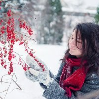 Зимняя ягода :: Oksana