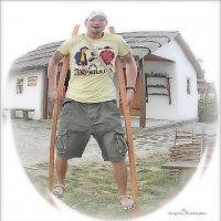 Вокруг света на ходулях :: Григорий Кучушев