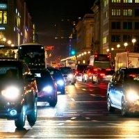 Ночной Берлин :: вадим
