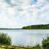 Река Свирь :: Владимир Безбородов