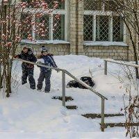 По дороге из школы домой...)) :: Владимир Хиль