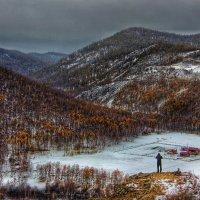 Горы Хакасии :: Денис Бородин