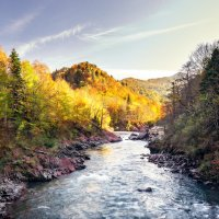 река Белая :: Геннадий Клевцов