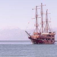 Старый корабль :: Александр Колесников