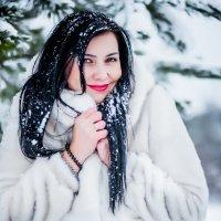 Снежинка :: Марина Алексеева