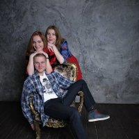 Семейный портрет :: Оксана Кошелева