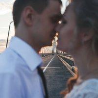 свадебный день для двоих :: Анастасия Гусарова