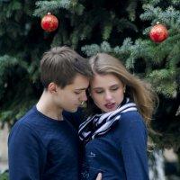 Анна и Кирилл :: Екатерина Стяглий