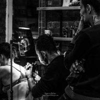 Татуировочный процесс :: Екатерина Белая