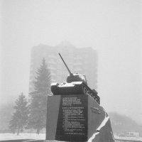 Монумент освободителям Чернигова :: Сергей Тарабара